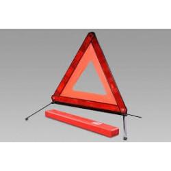 Výstražný trojúhelník.