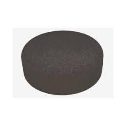 Etalon černá houba prům. 150mm, tl.50mm