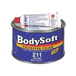 2K BODY SOFT  POLYESTER FILLER 211 1kg