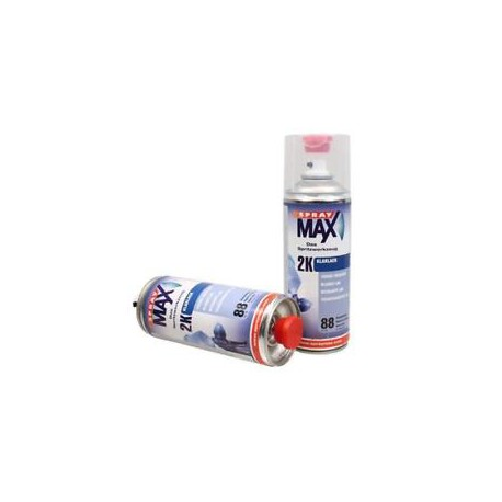 SPRAY MAX 2K bezbarvý lak 250ml