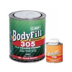 2K BODY FILL 305 4 : 1 1 kg